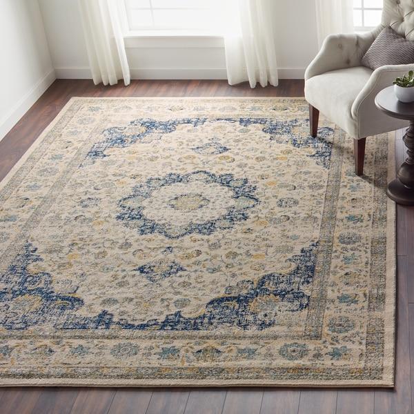 nuloom traditional persian vintage fancy rug 8u0027 x 10u0027