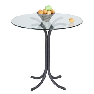 Christopher Knight Home Cayla Black 'X' Shape Counter Table