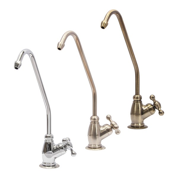 Dyconn DYRO633 Drinking Water Faucet for RO Filtration System. Opens flyout.