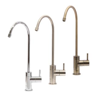 faucet for filtered drinking water. Dyconn DYRO803 Drinking Water Faucet for RO Filtration System Single Handle Brass Filter  Free Shipping Today