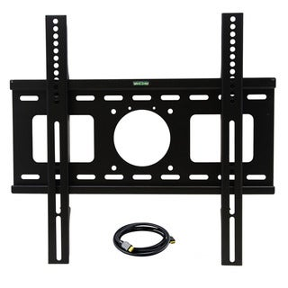 TV Wall Mount with HDMI Cable for 32 – 50-inch Display