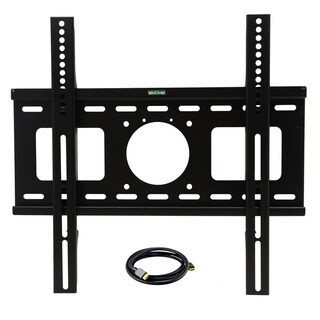 TV Wall Mount with HDMI Cable for 32  50-inch Display