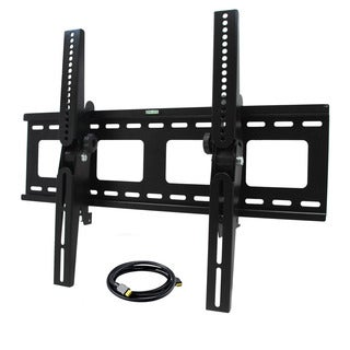32-inch to 55-inch Tilting TV Wall Mount with HDMI Cable