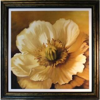 Lisa Audit 'Poppy Portrait' Framed Print Art