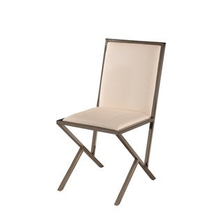 Christopher Knight Home Lynette Beige Modern Dining Chair (Set of 4)