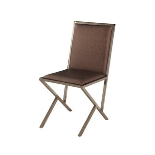 Christopher Knight Home Lynette Brown Modern Dining Chair (Set of 4)