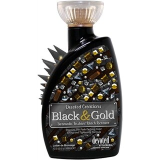 Devoted Creations Black & Gold 13.5-ounce Instant Black Bronzer