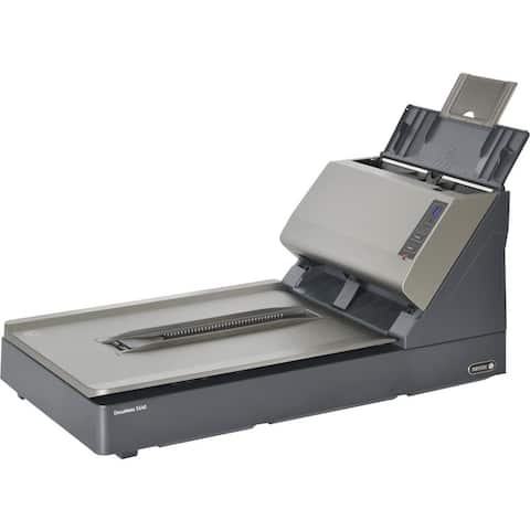 Xerox DocuMate XDM5540-U Sheetfed/Flatbed Scanner - 600 dpi Optical