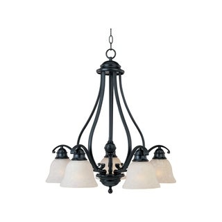 Maxim Linda Iron 5-light Chandelier