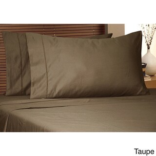 Luxury Deep Pocket 800 Thread Count Egyptian Cotton Sheet Set (Queen - Taupe)