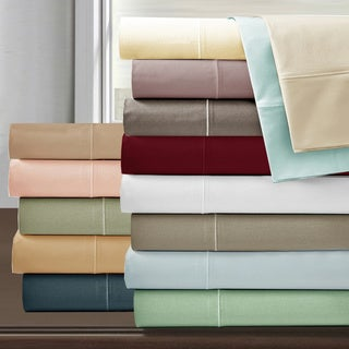 Luxury Deep Pocket 800 Thread Count Egyptian Cotton Sheet Set