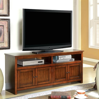 Furniture of America Gentley 60-inch Entertainment Console