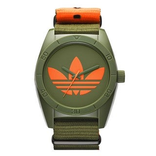 Adidas Men's ADH2876 Santiago Ion Plated Steel Green Watch|https://ak1.ostkcdn.com/images/products/9914849/P17072627.jpg?_ostk_perf_=percv&impolicy=medium
