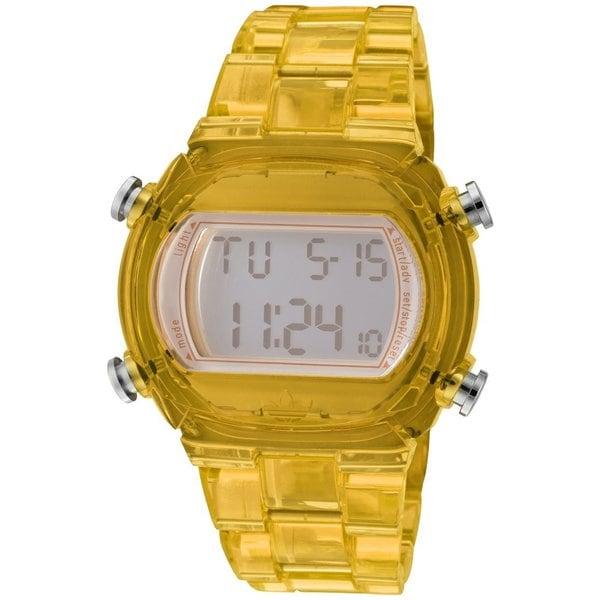 Adidas ADH6505 Yellow Digital Watch
