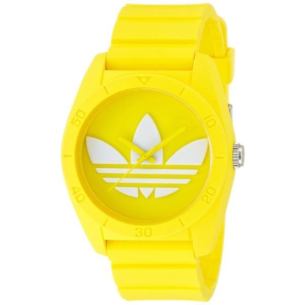 Adidas Unisex ADH6174 Santiago Yellow Watch