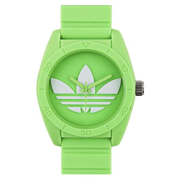 negozio adidas unisex santiago green guardare la libera navigazione oggi