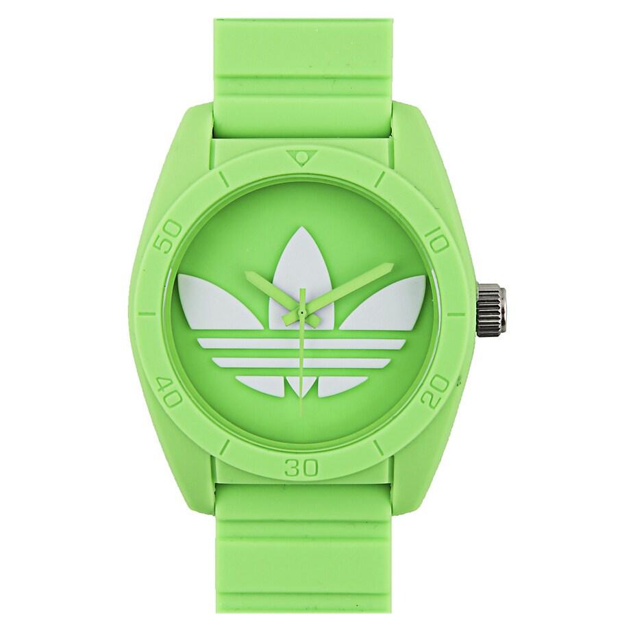 Adidas Unisex ADH6172 Santiago Green Watch, Size One Size...