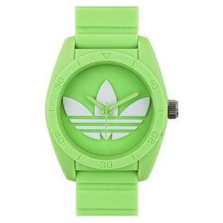 Adidas Unisex ADH6172 Santiago Green Watch