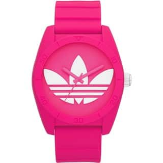 Adidas Unisex ADH6170 Santiago Pink Watch|https://ak1.ostkcdn.com/images/products/9914885/P17072694.jpg?impolicy=medium