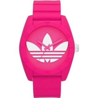 Adidas Unisex ADH6170 Santiago Pink Watch