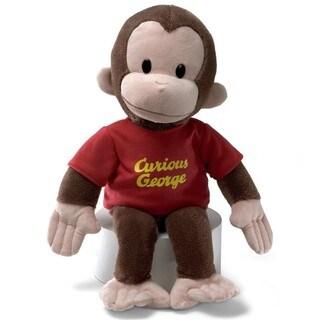 Gund Curious George Stuffed Animal