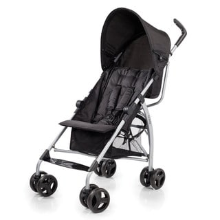 Summer Infant Go Lite Convenience Stroller in Black Jack