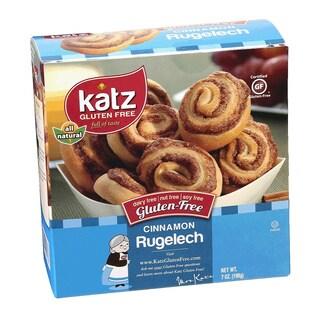 Katz Gluten-free Cinnamon Rugelach (2 Pack)