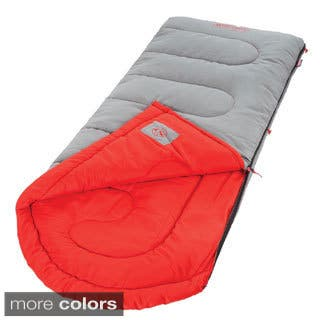 Coleman Dexter Point Regular Contoured Sleeping Bag|https://ak1.ostkcdn.com/images/products/9915380/P17073117.jpg?impolicy=medium