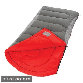 Coleman Dexter Point Big and Tall Contoured Sleeping Bag (3 options available)