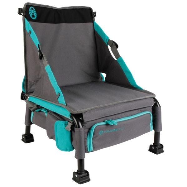 3922d9bb65b5 Shop Coleman Treklite Plus Coolerpack Chair - Free Shipping Today -  Overstock - 9915385