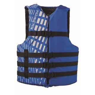 Full Throttle Adult Universal Nylon Water Sports Vest