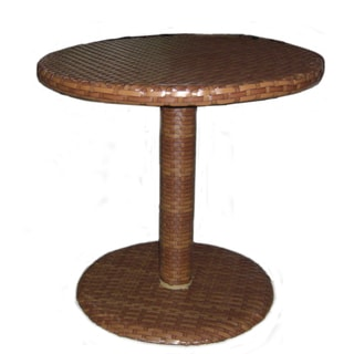Panama Jack St. Barths 30 Inch Round Bistro Dining Table