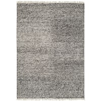 The Gray Barn Krape Hand-woven Solid Reversible Area Rug - 10' x 14'