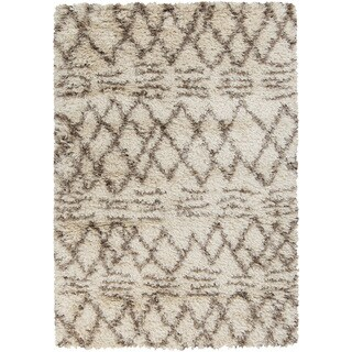 Meticulously Woven Julien Geometric Indoor Rug (8' x 10')
