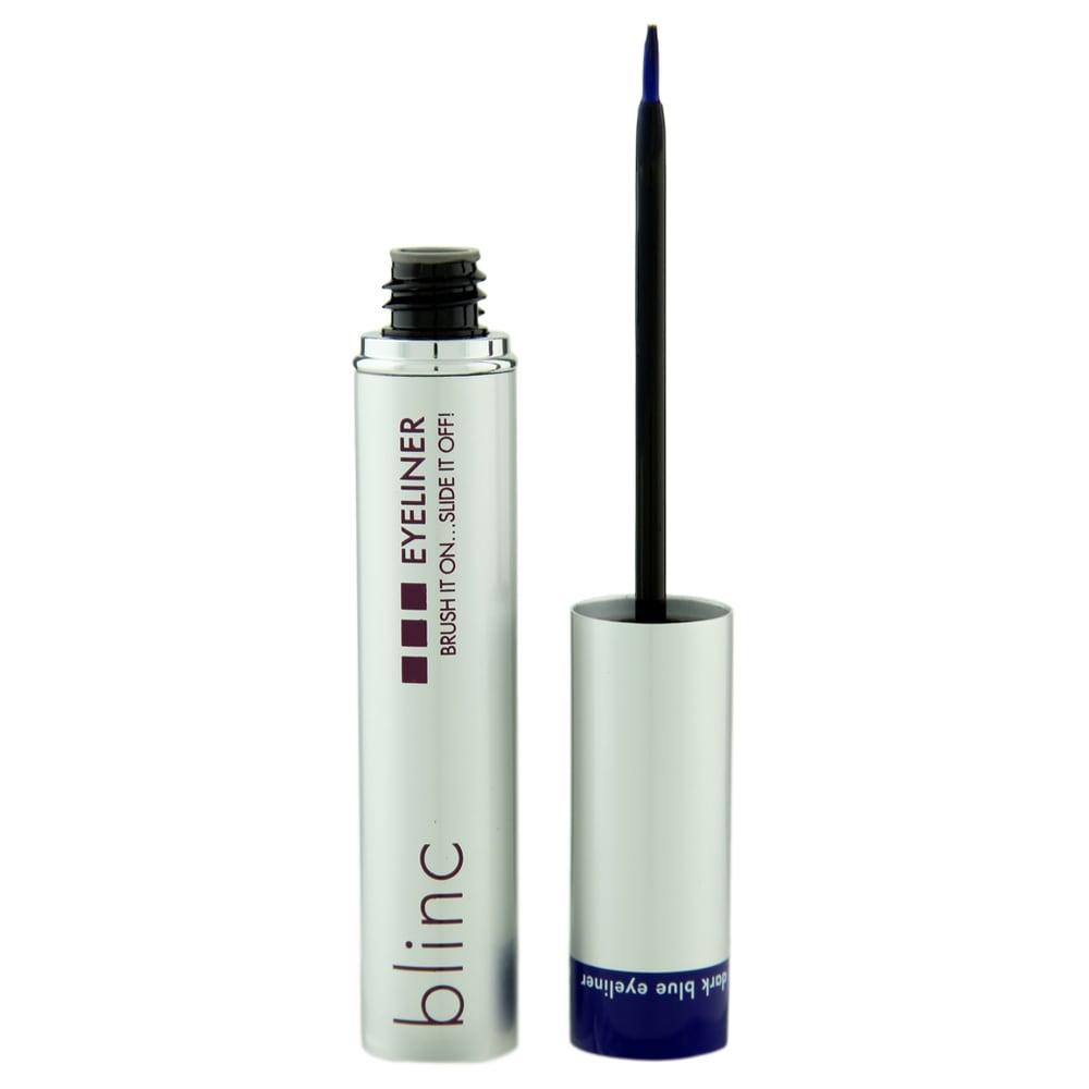 Blinc Blue Liquid Eyeliner (Brown/Grey/Blue - Eyeliner)
