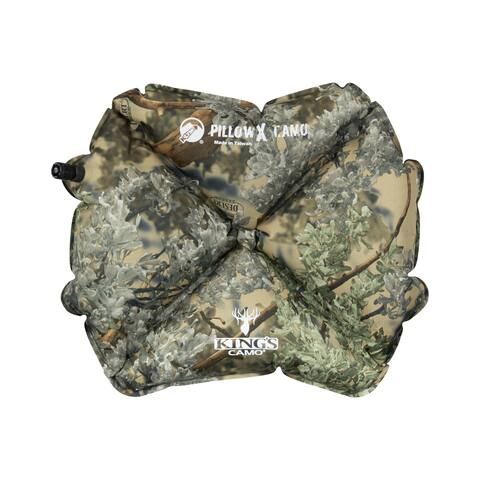Klymit Pillow X King's Camo Pillow