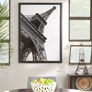 'Eiffel Tower' Framed Giclee Print Wall Art