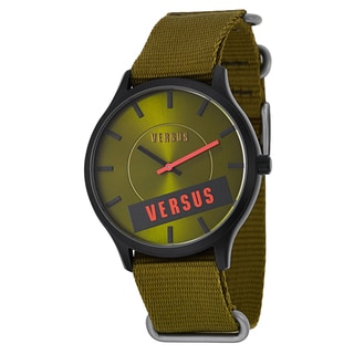 Versus Versace Women's 'Less' Aluminum Quartz Watch