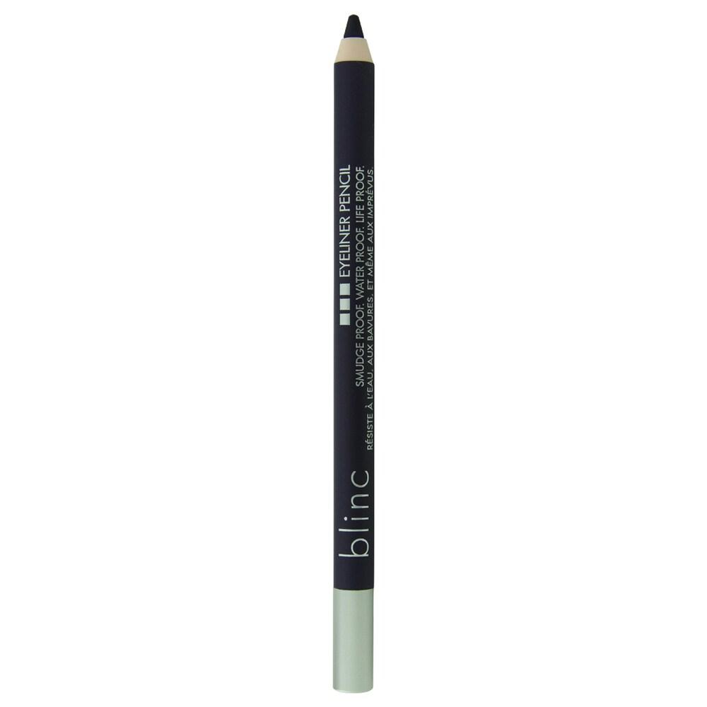 Blinc Purple Eyeliner Pencil (Black/Purple - Eyeliner)