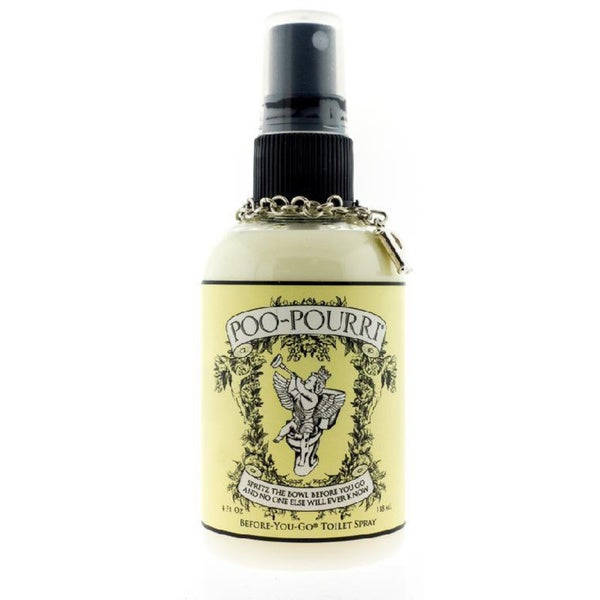 Shop poo pourri before you go 4 ounce toilet spray free - Poo pourri before you go bathroom spray ...
