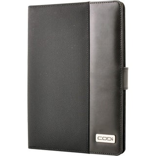 Codi Ballistic Carrying Case (Folio) for iPad Air 2 - Black