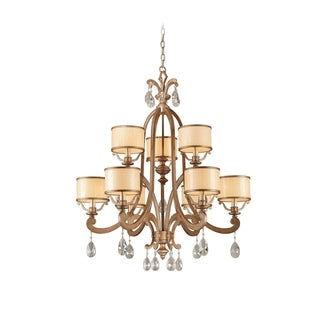 Corbett Lighting Roma 9-light Chandelier