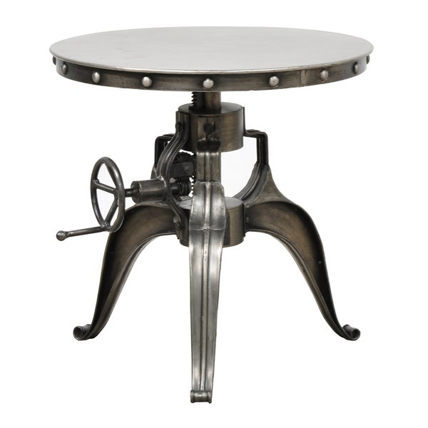 Kosas Home Kosas Kuute Iron 22-inch Crank Table