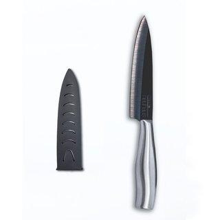 Casa Neuhaus Black Ceramic 5-inch Utility Knife