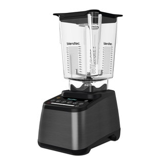 Blendtec 9002887 Designer 725 Gun Metal Blender with WildSide Jar