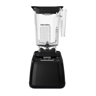 Blendtec 625 Black Designer Series Blender with WildSide Jar