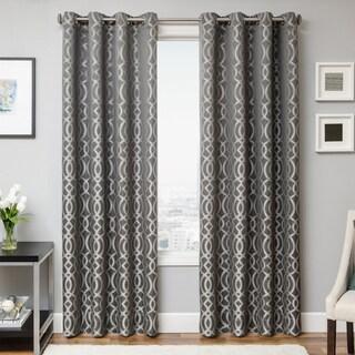 Softline Everest Grommet Top Curtain Panel
