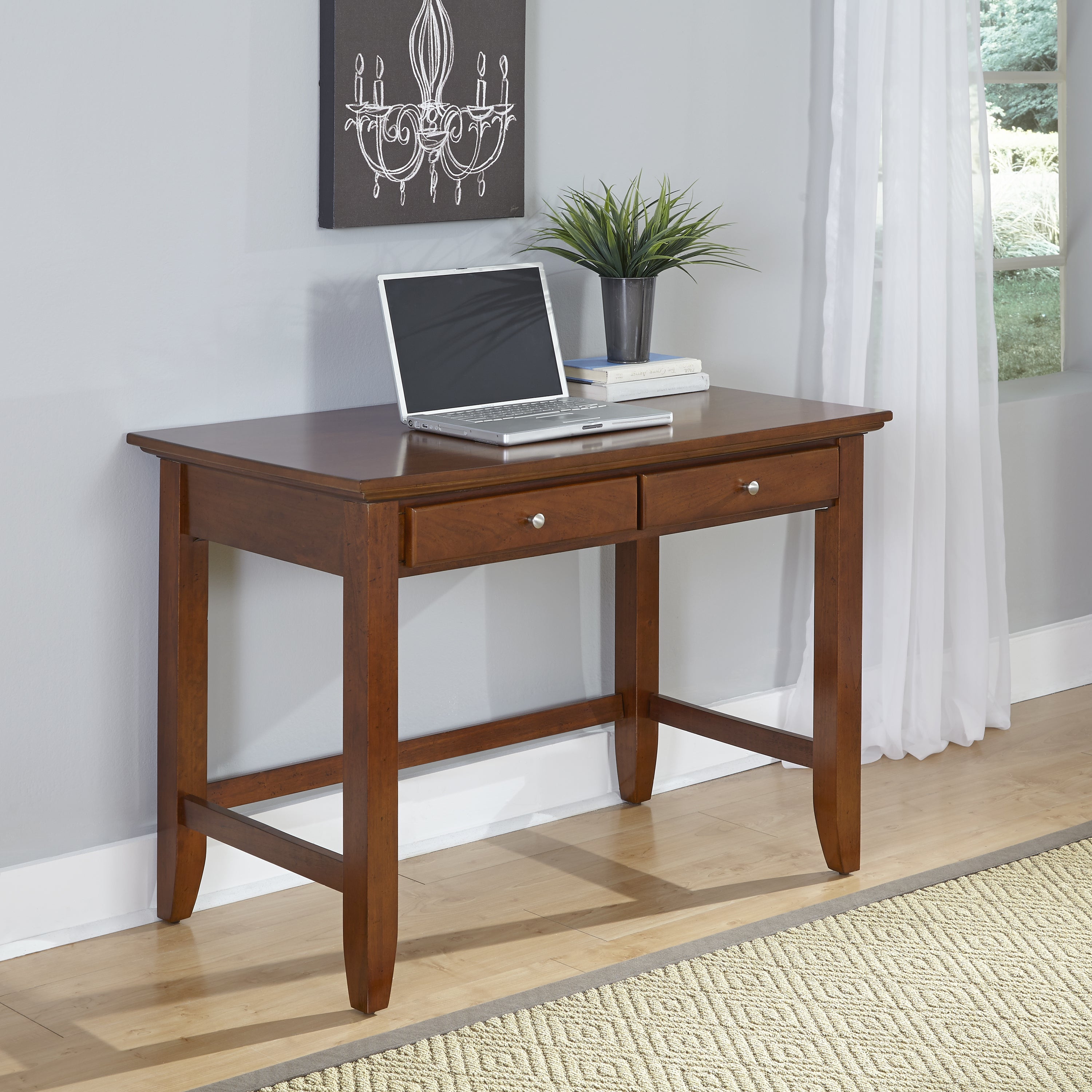 Chesapeake Student Desk by Home Styles (Classic cherry), ...