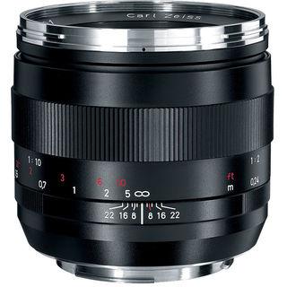 Zeiss 50mm f/2.0 Makro-Planar ZE Macro Lens for Canon EF Mount SLRs