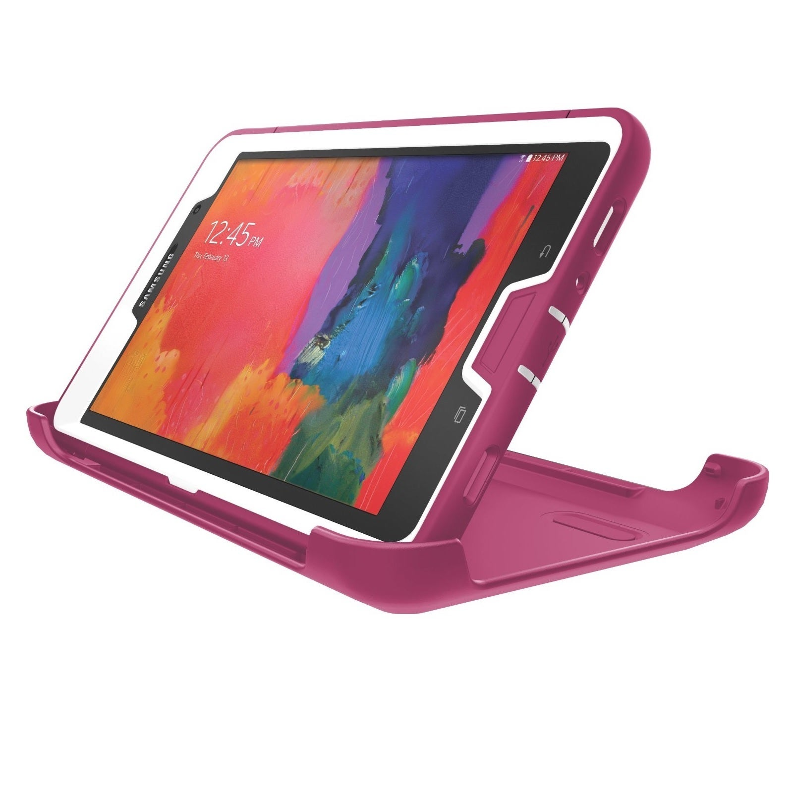 Otterbox Defender Series Pink Case for Samsung Galaxy Tab...